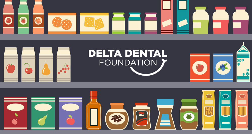 Delta Dental Foundation grants funding to 10 Indiana organizations providing food assistance