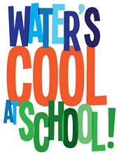 Water's Cool at School logo
